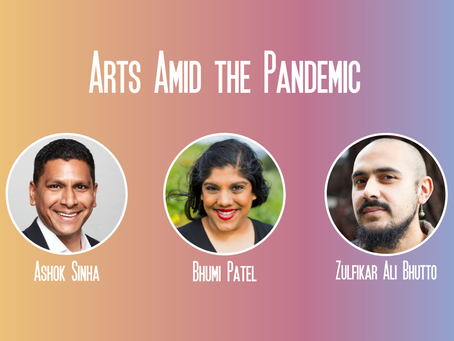 Season 3, Episode 9: Arts Amid the Pandemic