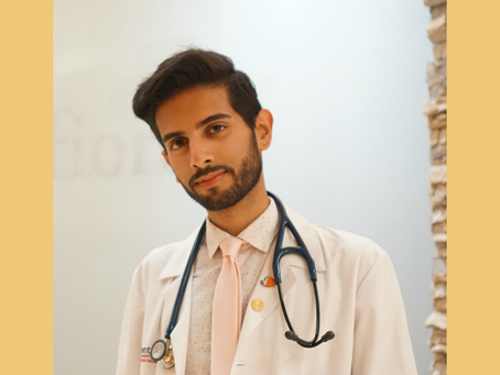 Season 3, Episode 7: Addressing the Pandemic with Dr. Musaub Khan