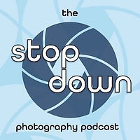 The Stop Down Photography Podcast logo