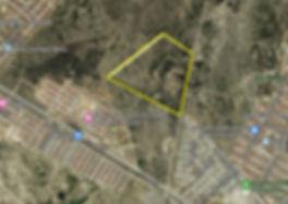 Terreno de 85,624m2 en venta con permiso para conjuto urbano