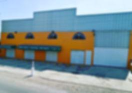 Bodega de 460m2 en renta sobre avenida prncipal, con oficinas y 2 baños