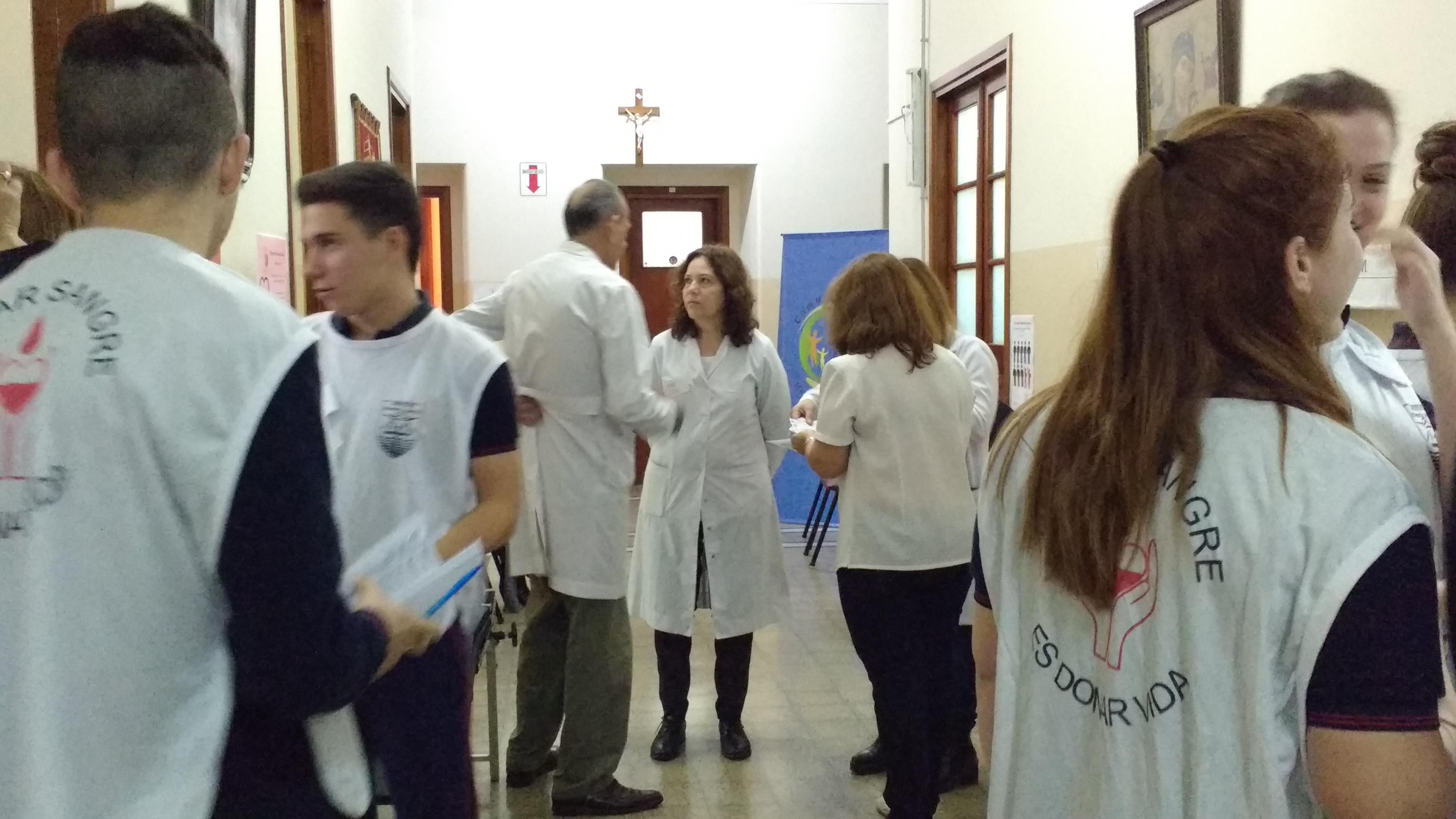 IV Jornada de Donación de Sangre