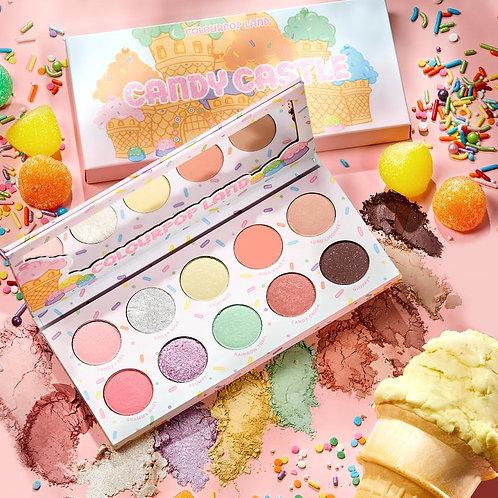 Colourpop Candy Castle Palette