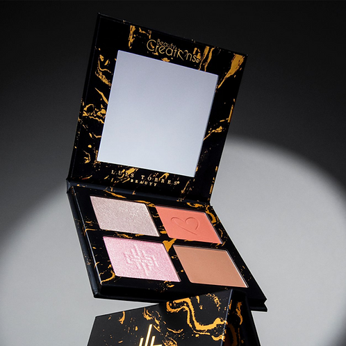 Beauty Creations Face To Face Quad - Luis Torres