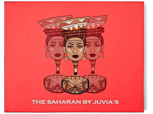 Juvias  The Saharan Palette