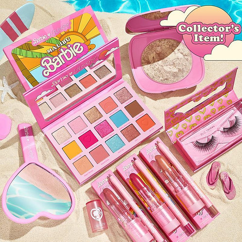 Colourpop Coleccion Barbie
