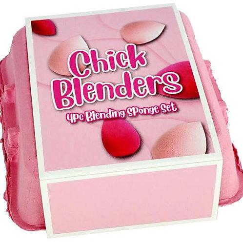 Beauty Creations 4 Esponjas Chick Blenders