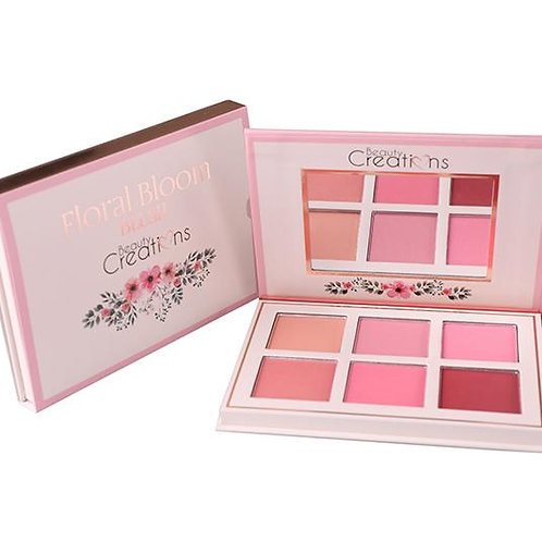 Beauty Creations - Floral Bloom Blush
