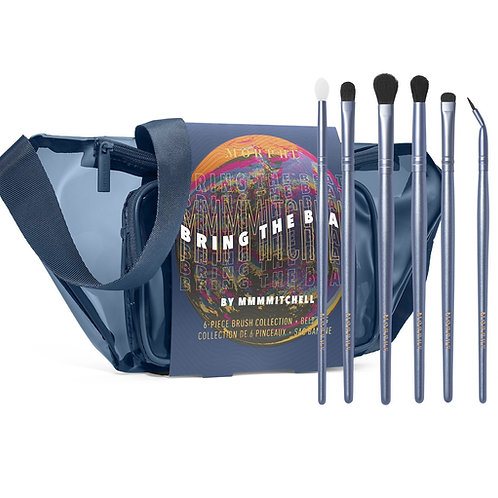 Morphe Bring The Beat - 6 Brochas