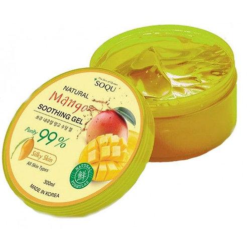 Soqu Gel Hidratante Mango 99% Natural