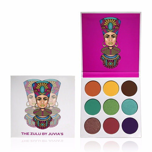 Juvias  The Zulu Palette