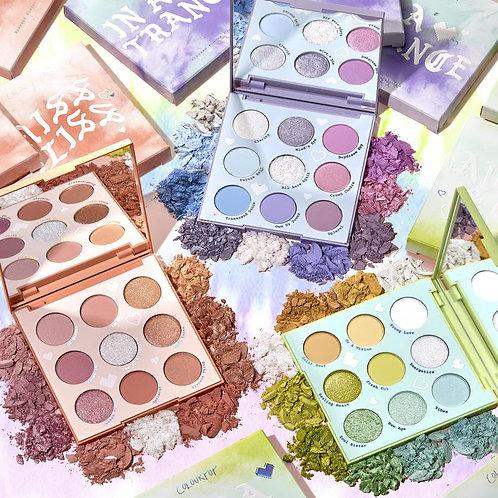 Colourpop Cloud Dye Two Collection - Pastel