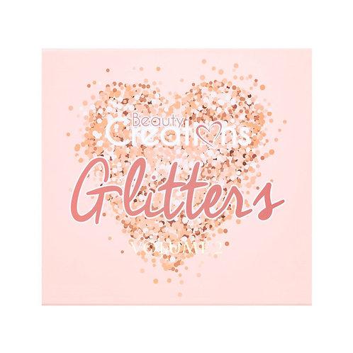 Beauty Creations - Estuche 18 Glitter Vol. 2