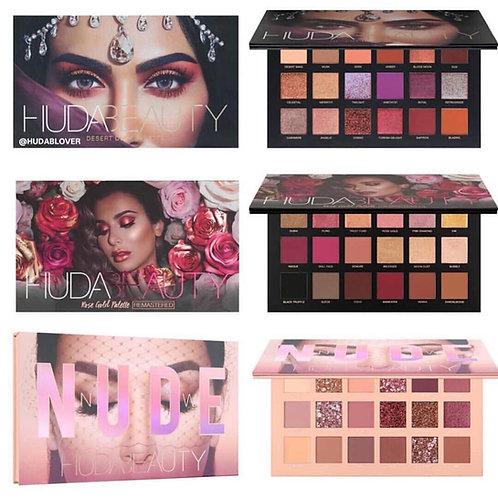 Huda Beauty Paletas De Sombras