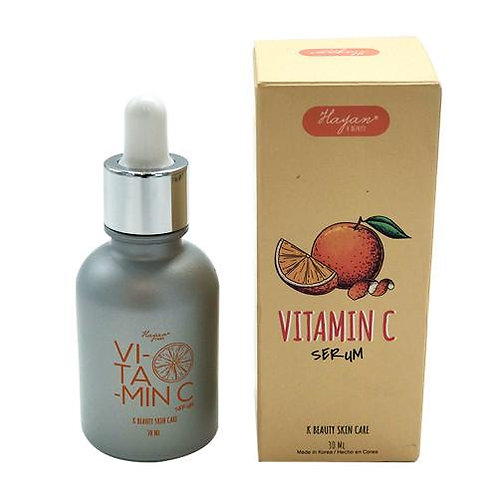 Hayan K-Beauty Serum Vitamina C +Niacinamida