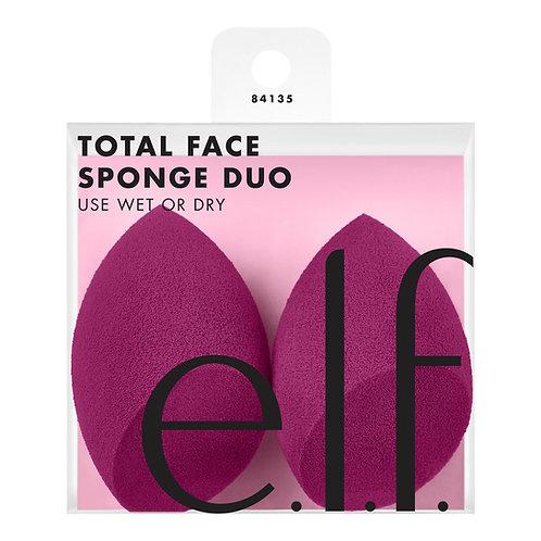 ELF Esponja Total Face Duo