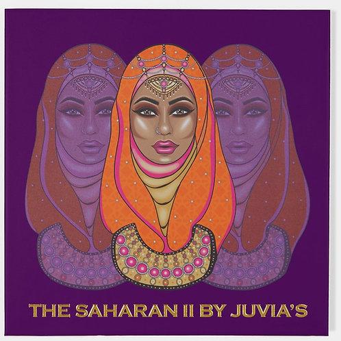 Juvias The Saharan II Palette