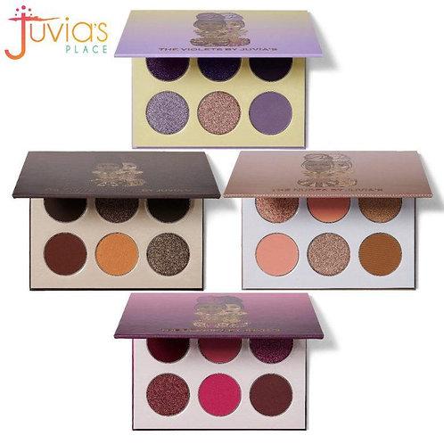 Juvias The Minis Palettes