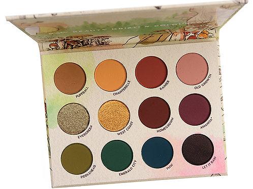 Colourpop Forest Sight Palette