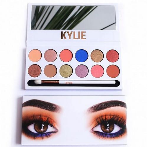Kylie - The Royal Peach Palette