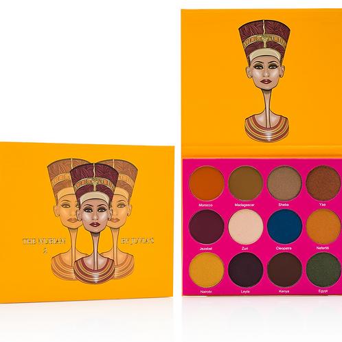Juvias The Nubian 2 Palette