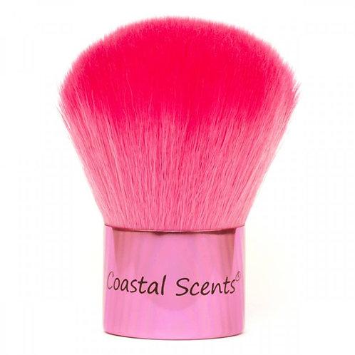 Coastal Scents Pink Kabuki Brush