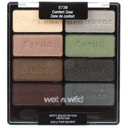 Wet N Wild Color Icon Palettes
