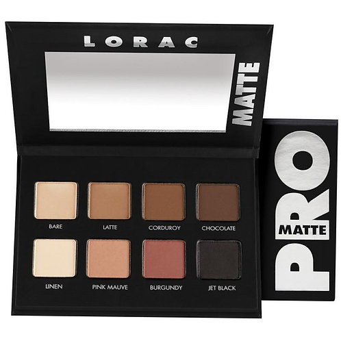 Lorac Pro Matte Mini Palette