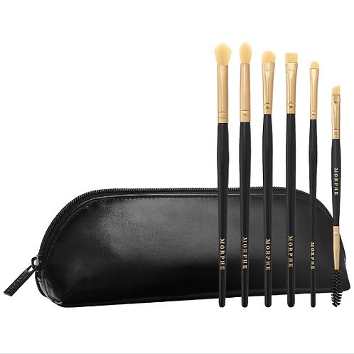 Morphe All Eye Want Brush Set - 6pc