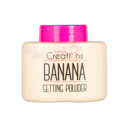 Beauty Creations - Banana Powder