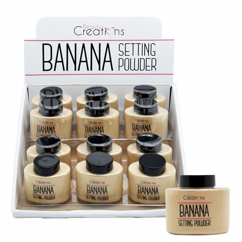 Beauty Creations - Banana Powder