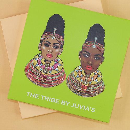 Juvias Tribe Palette