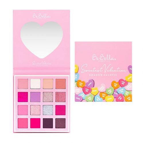Bebella Paleta de Sombras - Sweetest Valentine