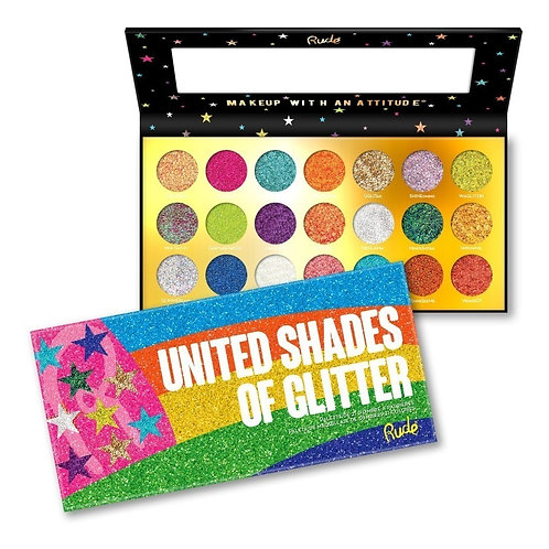 Rude - United Shades Of Glitter