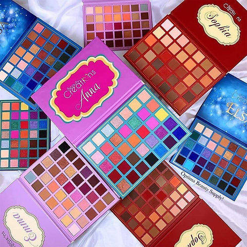 Beauty Creations Paletas 35 Sombras
