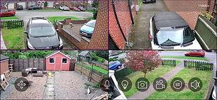 Full HD WiFi CCTV Install with 2TB NVR.j