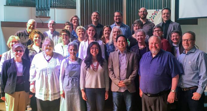 Photo courtesy of the Pacific Northwest Conference board of ordained ministry