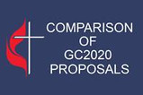 Comparison of Proposals to GC 2020