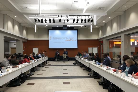 Commission on a Way Forward convenes in Atlanta