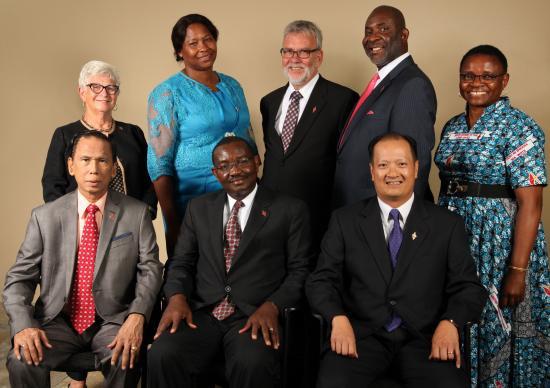 Judicial Council Meets April 2017