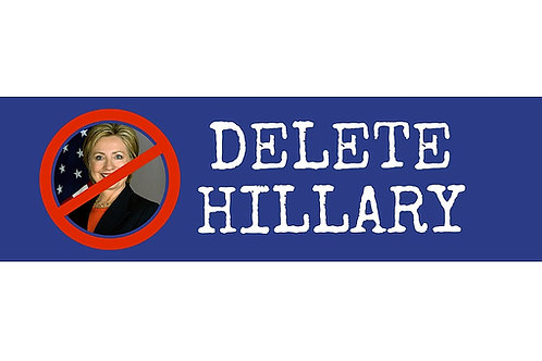 DELETE HILLARY