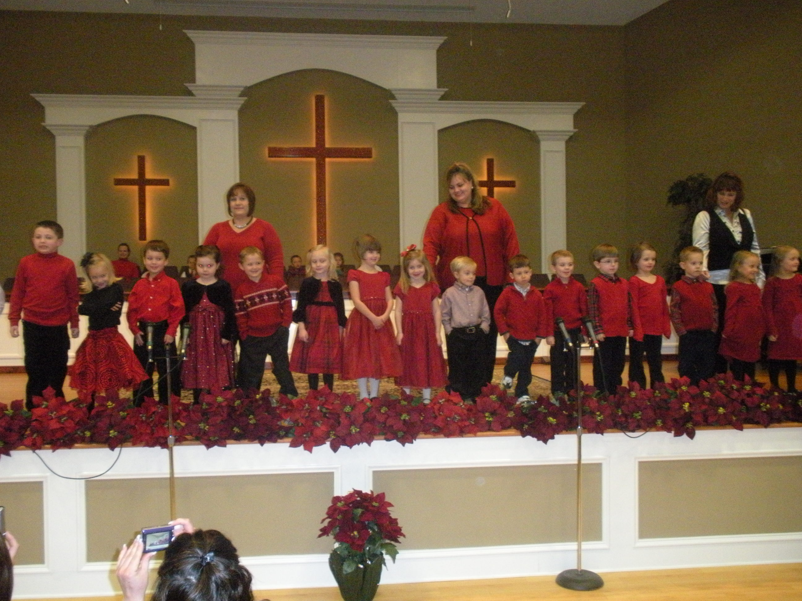 Christmas Musical | CELC