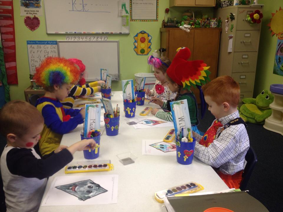 Clown Day |Christian Enrichment
