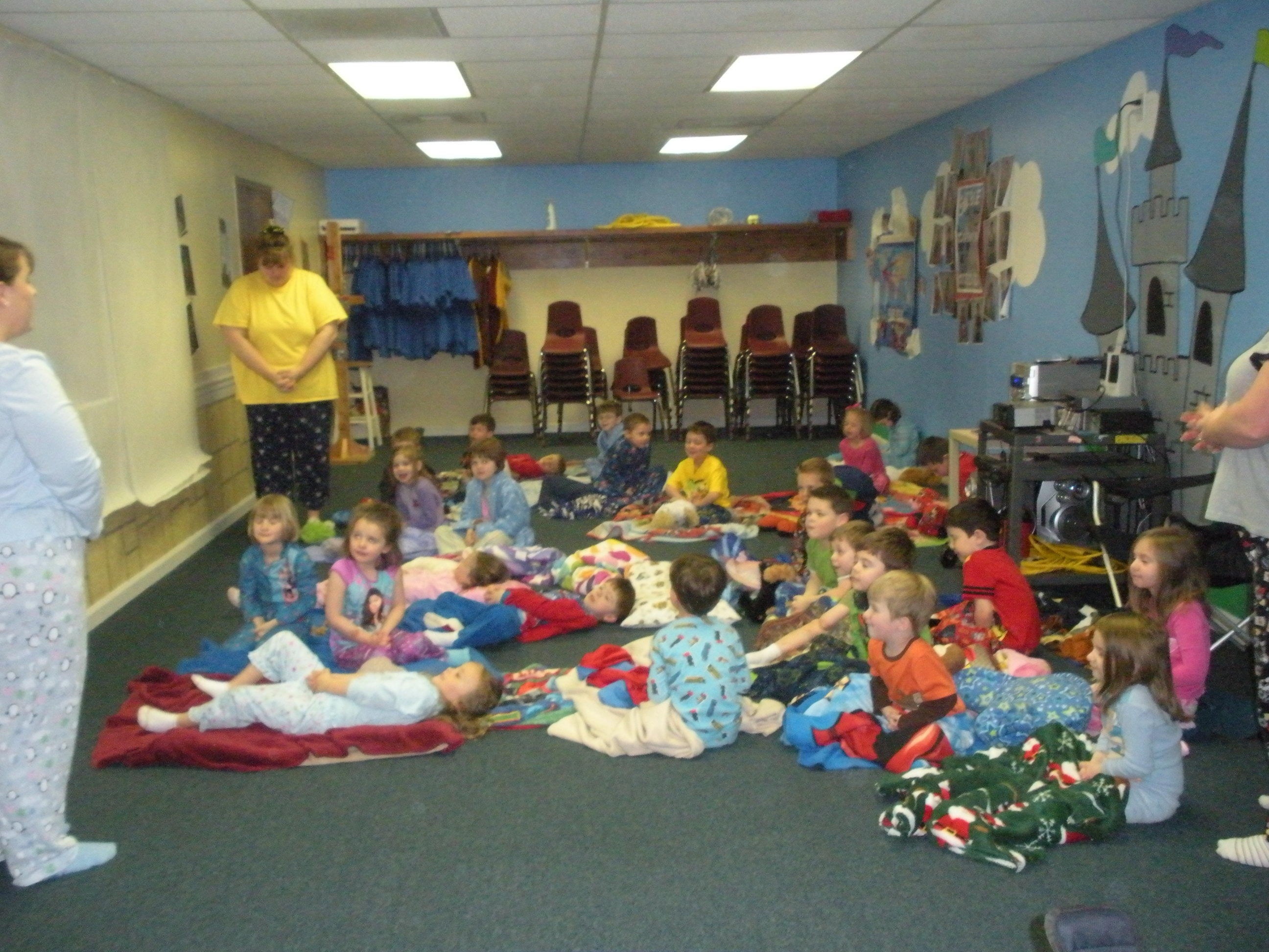 Pajama Day | Christian Enrichment