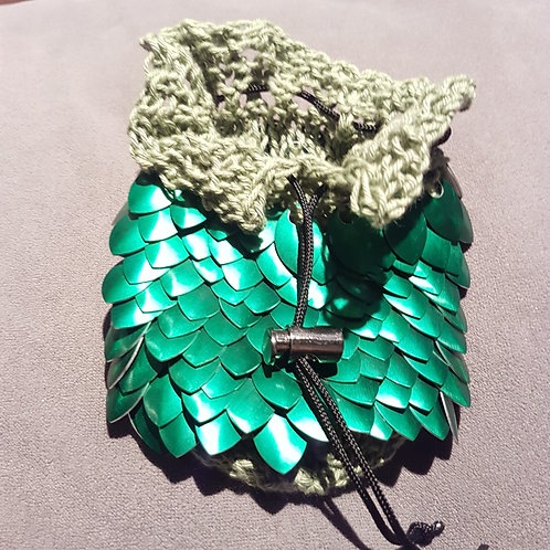 Scale Dice Bag - Basic