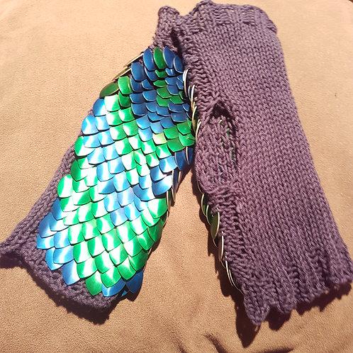 Custom Dragonscale Gloves