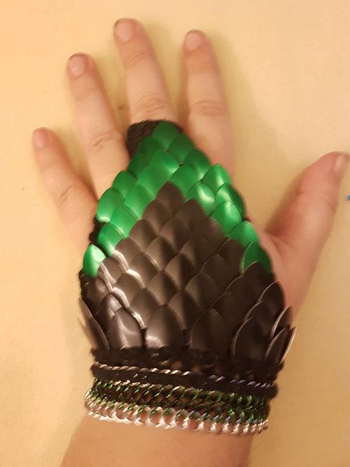 Custom Light Dragonscale Gloves