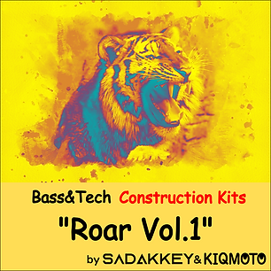 Bass&Tech Construction Kits - Roar Vol.1