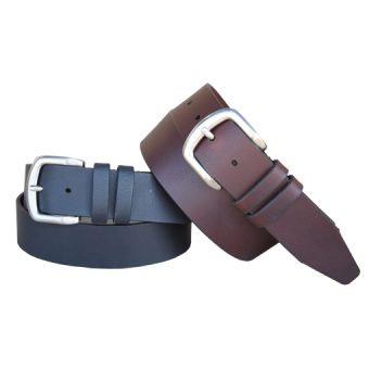 Brushgun Black and Brown Belts