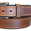 Crusader Casual Leather Cognac Belt